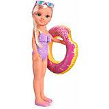 Кукла Famosa Нэнси в бассейне, 42 см