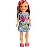 Кукла-модница Famosa Нэнси шатенка, 42 см