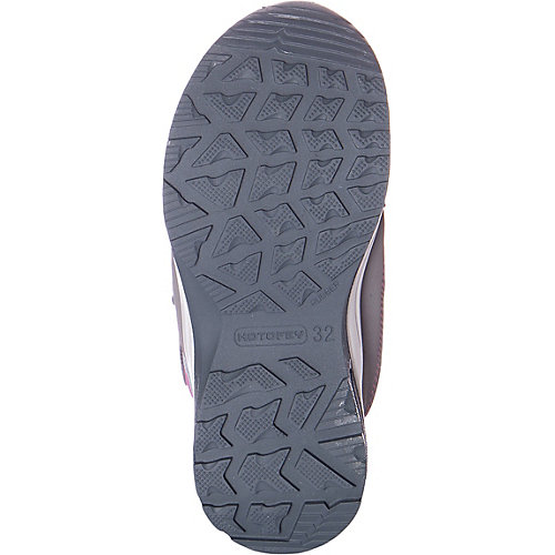 Утеплённые ботинки Котофей - rosa/grau от Котофей