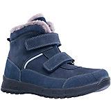 Утеплённые ботинки Котофей