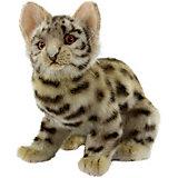 Мягкая игрушка Hansa Леопардовая кошка, 35 см