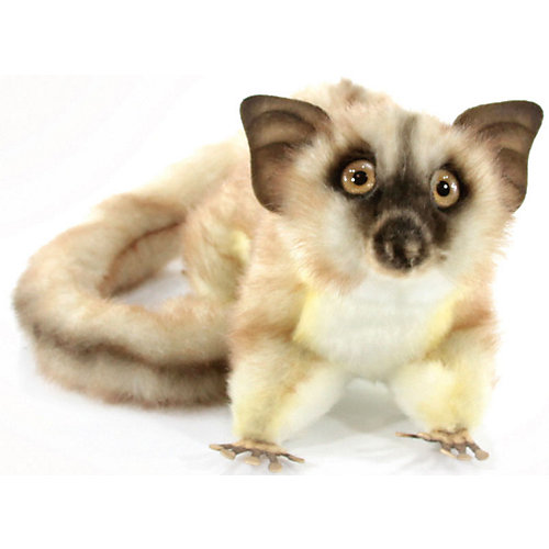 Мягкая игрушка Hansa Серый мышиный лемур от Hansa