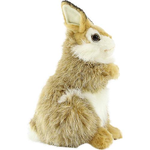 Мягкая игрушка Hansa Коричневый кролик, 24 см от Hansa