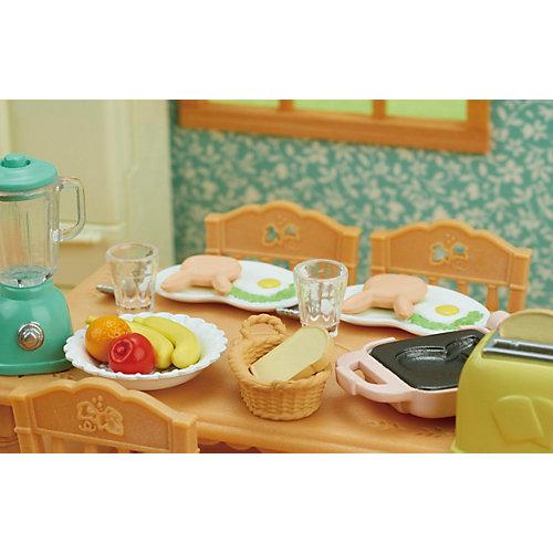 Игровой Игровой набор Sylvanian Families Домашний завтрак от Эпоха Чудес
