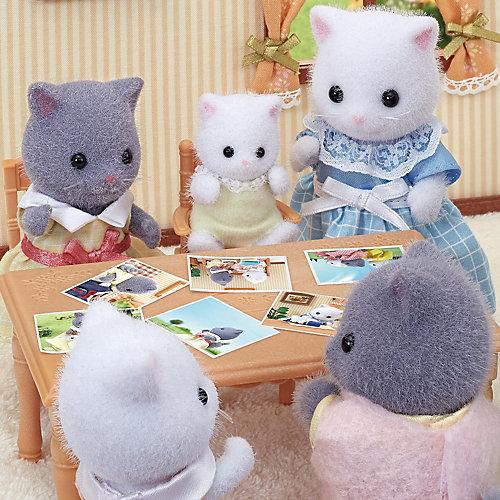 Игровой набор Sylvanian Families Малыш персидский котенок от Эпоха Чудес