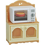 Игровой Игровой наборр Sylvanian Families Шкаф с микроволновой печью
