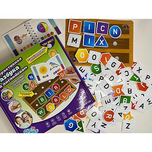 Игра настольная Pic'nMix Интерактивная Азбука, на английском от Pic'nMix