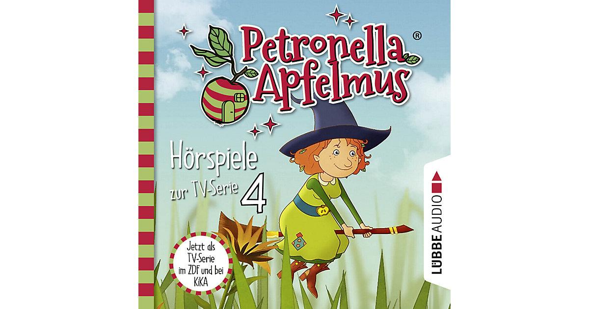 CD Petronella Apfelmus  - Hörspiele zur TV-Serie 4 Hörbuch