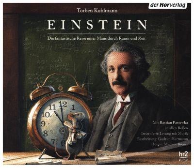 CD Einstein / Mäuseabenteuer Bd.4, 1 Audio-CD Hörbuch
