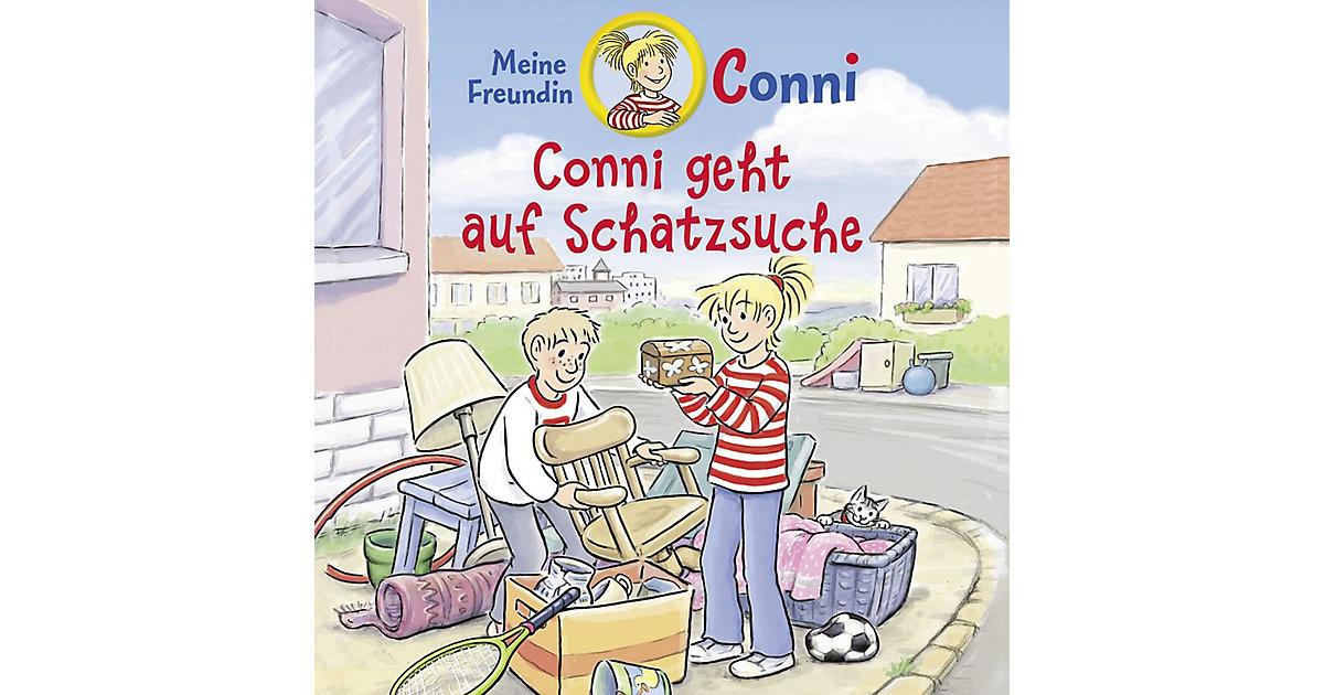 CD Conni geht auf Schatzsuche Hörbuch