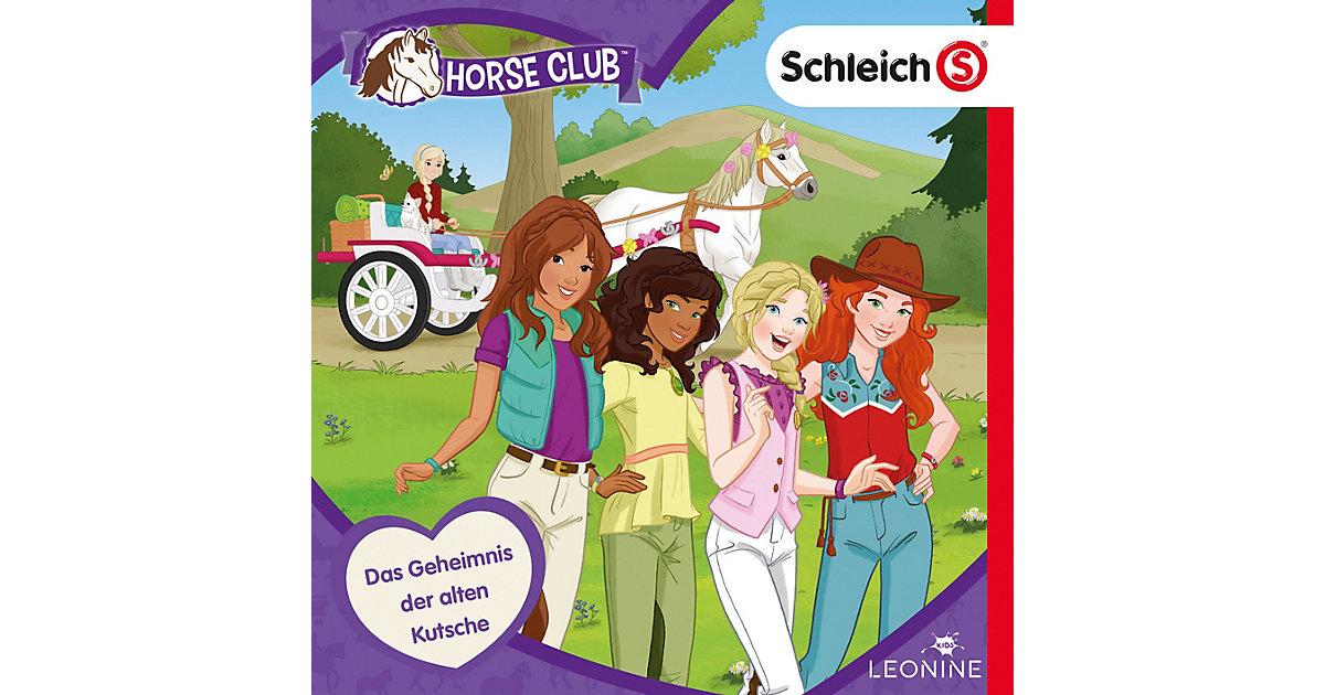 CD Schleich Horse Club 13 - Das Geheimnis dalten Kutsche Hörbuch