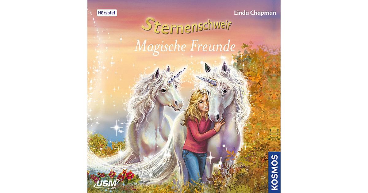CD Sternenschweif 54 - Magische Freunde Hörbuch