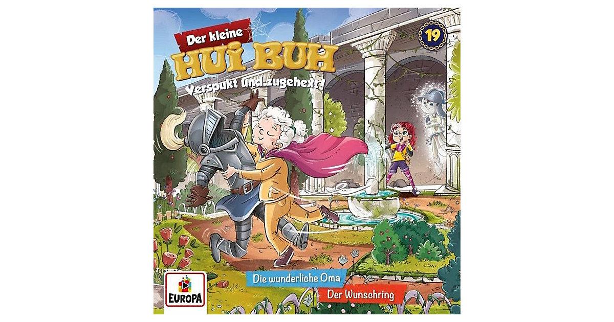CD Der kleine Hui Buh 19 - Die wunderliche Oma/Der Wunschring Hörbuch