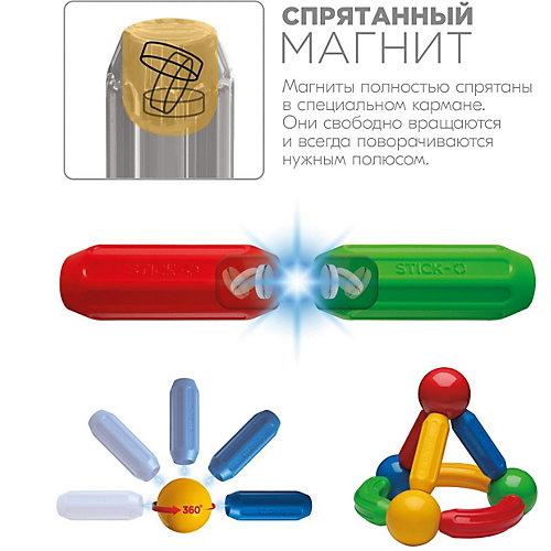 """Конструктор Stick-O """"Большая стройка"""", 2 набора от Stick-O"""