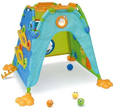 Bright Starts 3 in 1 Löwe, Spielzeug zum Schieben, Bright