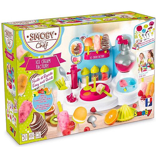 Игровой набор Smoby Chef Для приготовления мороженого от Smoby