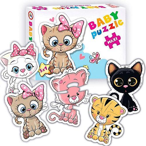 Развивающая игра Дрофа-Медиа Baby Puzzle Котята от Дрофа-Медиа