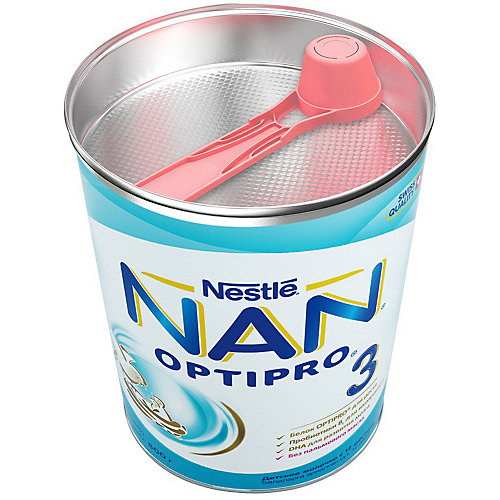 Молочный напиток Nestle NAN Optipro 3, с 12 мес, 800 г от Nestle