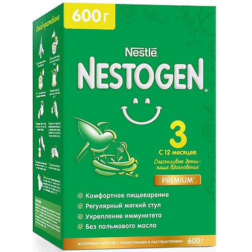 Молочный напиток Nestle Nestogen 3, с 12 мес, 600 г от Nestle