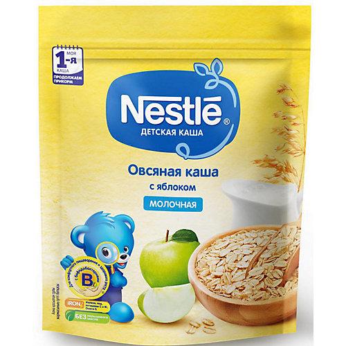 Молочная каша Nestle овсяная с яблоком, с 5 мес, 220 г от Nestle