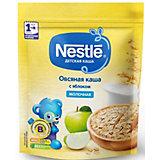 Молочная каша Nestle овсяная с яблоком, с 5 мес, 220 г