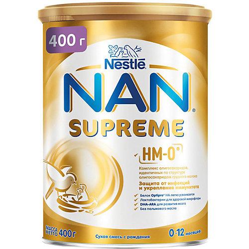 Молочная смесь Nestle NAN Supreme, 0-12 мес, 400 г от Nestle