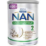 Молочная смесь Nestle NAN кисломолочный 2, с 6 мес, 400 г