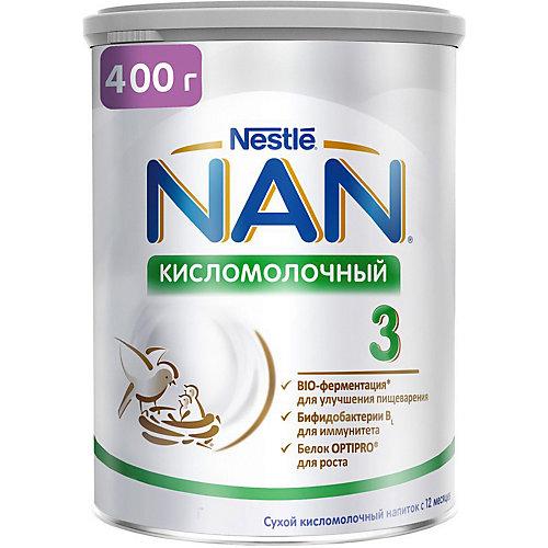 Молочный напиток Nestle NAN кисломолочный 3, с 12 мес, 400 г от Nestle