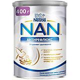 Молочная смесь Nestle NAN антирефлюкс, с 0 мес, 400 г