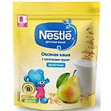 Молочная каша Nestle овсяная с кусочками груши, с 8 мес, 220 г