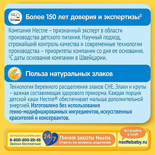 Молочная каша Nestle мультизлаковая, с мёдом и кусочками абрикоса, с 9 мес, 220 г от Nestle