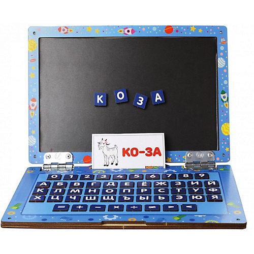 Обучающий набор WoodLand Toys Ноутбук Космос от Woodland