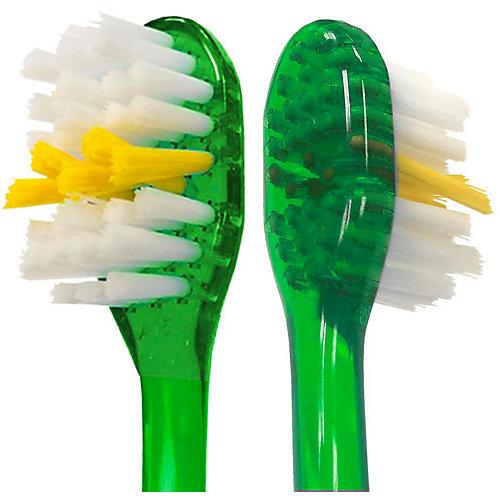 Зубная щетка Elmex Junior детская, мягкая жёсткость, от 6 до 12 лет