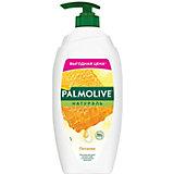 Гель для душа Palmolive Naturals молоко и мёд, 750 мл