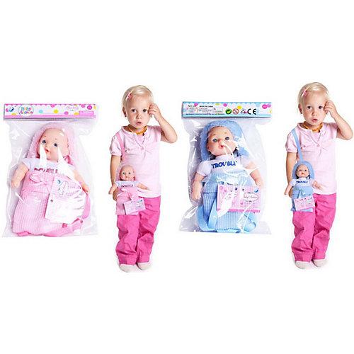 Кукла-пупс ABtoys Baby Ardana, 23 см, голубой конверт от ABtoys
