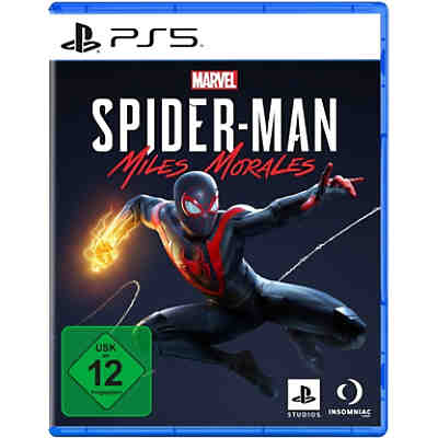 PS5 Spider-Man Marvel's: Miles Morales