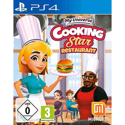PS4 My Universe - Cooking Star Restaurant