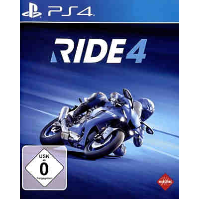 PS4 Ride 4