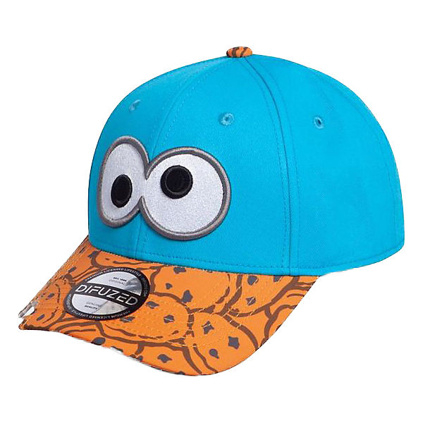 Sesamstrasse Baseball Cap Cookie Monster Bite
