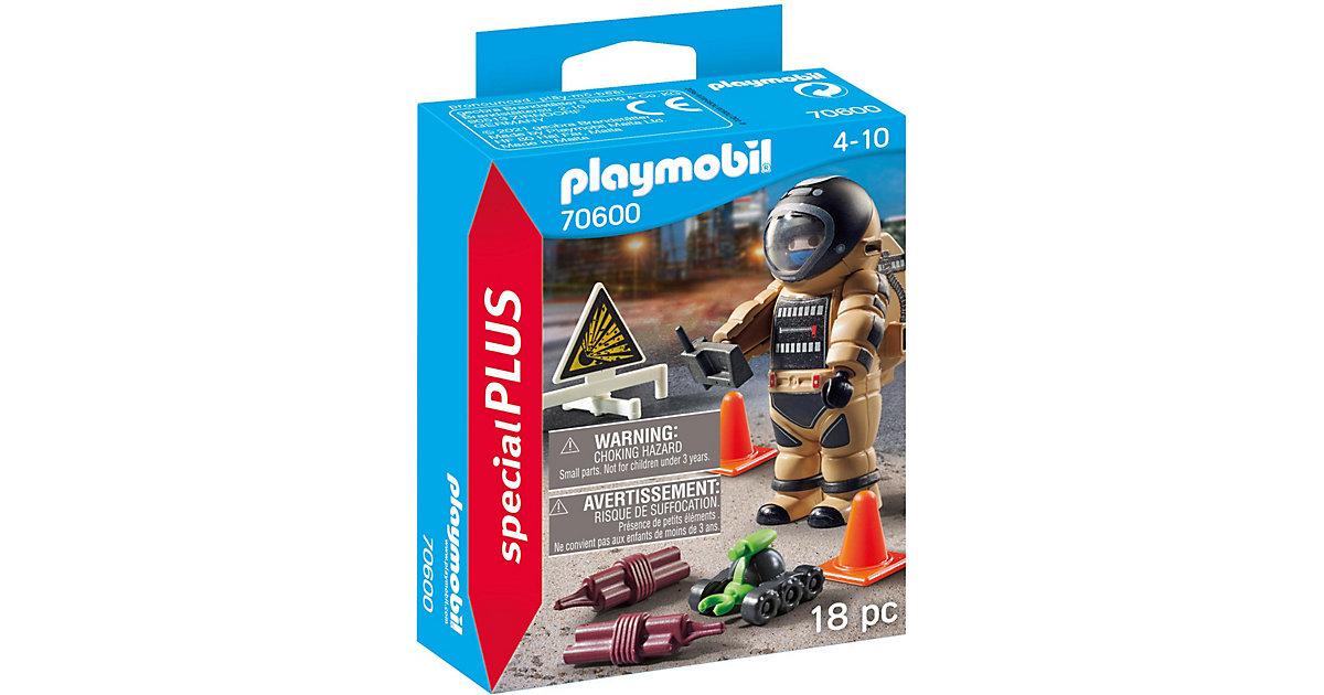 PLAYMOBIL® 70600 Special Plus: Polizei-Spezialeinsatz