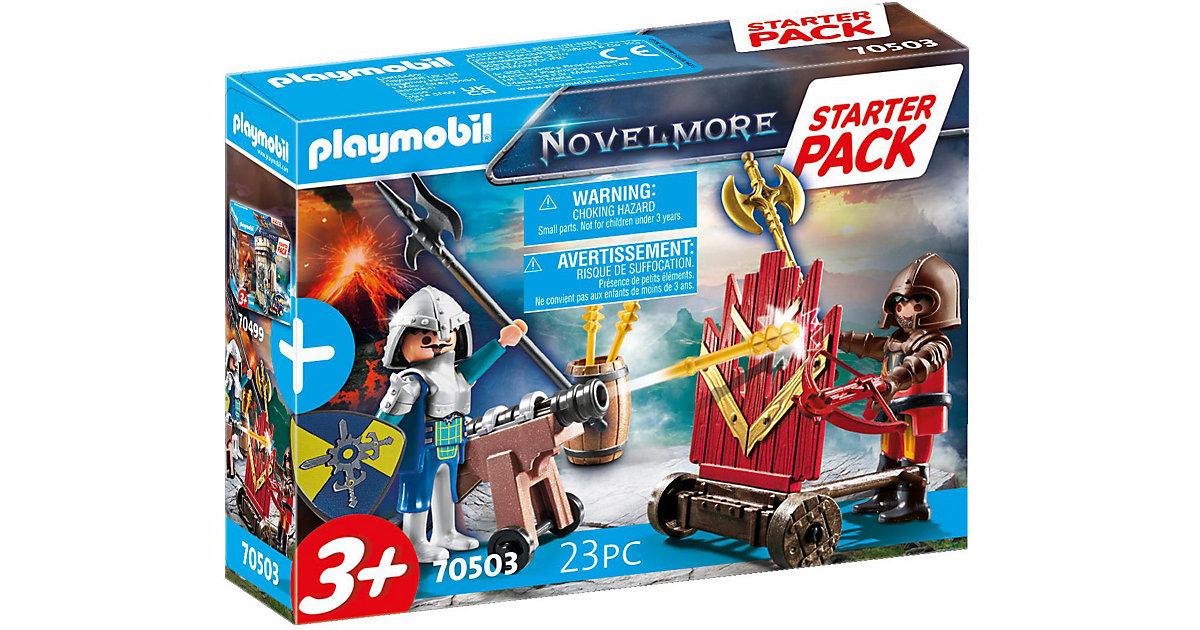 PLAYMOBIL® 70503 Starter Pack PLAYMOBIL Novelmore Ergänzungsset