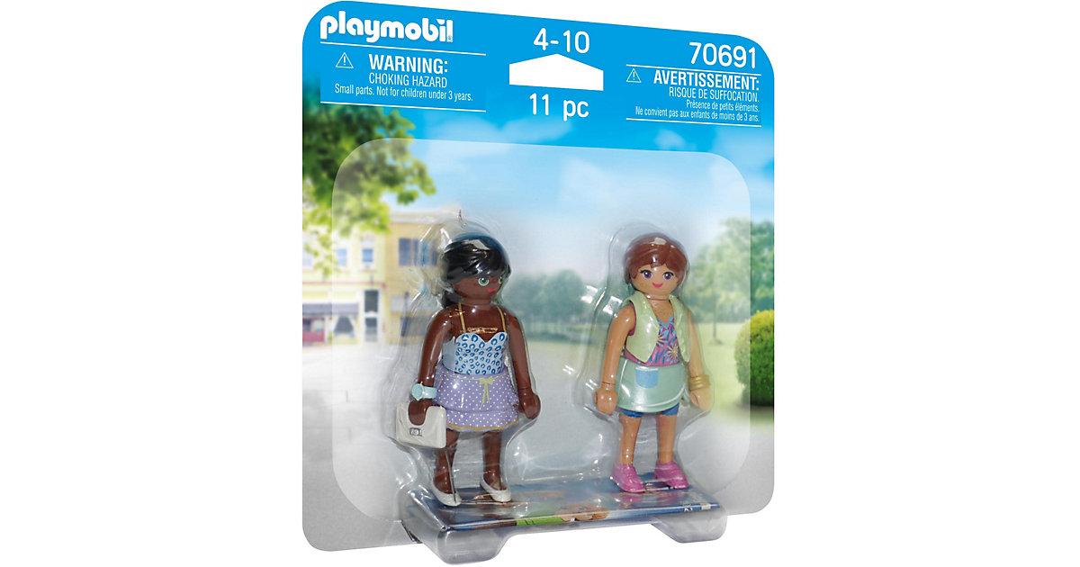 PLAYMOBIL® 70691 DuoPack Shopping-Girls