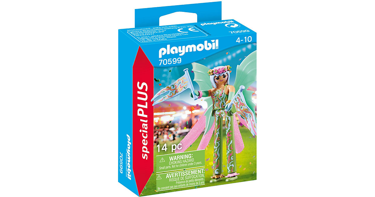 "PLAYMOBIL® 70599 Special Plus: Stelzenläuferin ""Fee"""