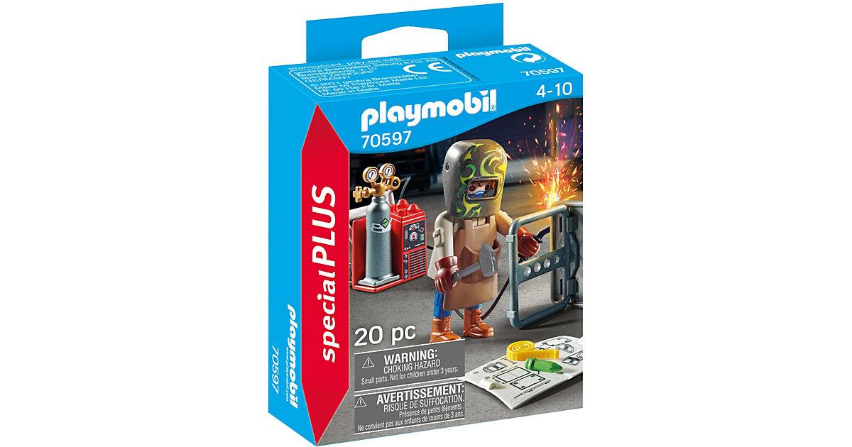 PLAYMOBIL® 70597 Special Plus: Schweißer mit Ausrüstung