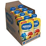 Пюре Nestle персик с 4 мес, 8 шт х 90 г/уп