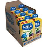 Пюре Nestle чернослив с 4 мес, 8 шт х 90 г/уп