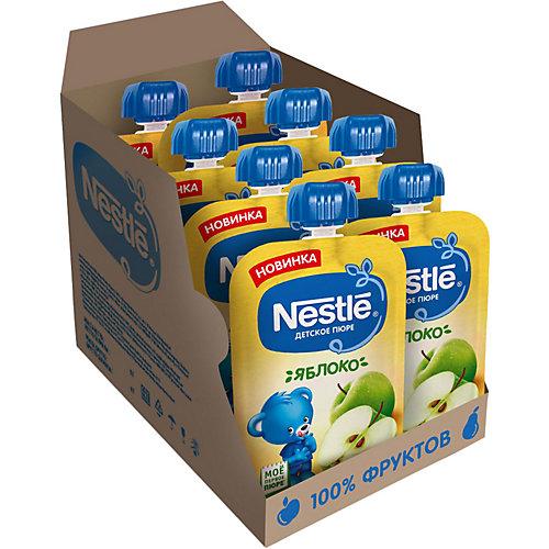 Пюре Nestle яблоко с 4 мес, 8 шт х 90 г/уп от Nestle