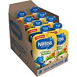 Пюре Nestle груша, яблоко с 5 мес, 8 шт х 90 г/уп