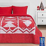"""Комплект постельного белья 1,5-спальный Этель """"Новогодняя вязка"""""""