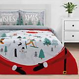 Комплект постельного белья 1,5 спальный Этель Warm wishes